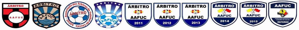 Escudos Oficiais de Arbitragem de Futebol
