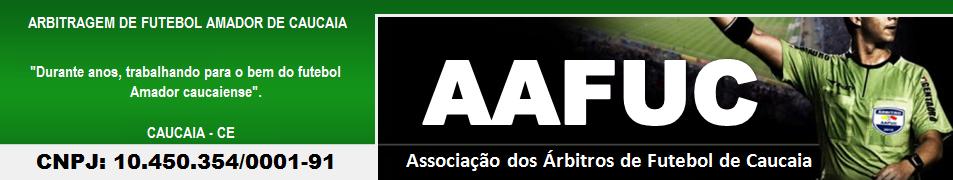 Logomarca AAFUC 2016