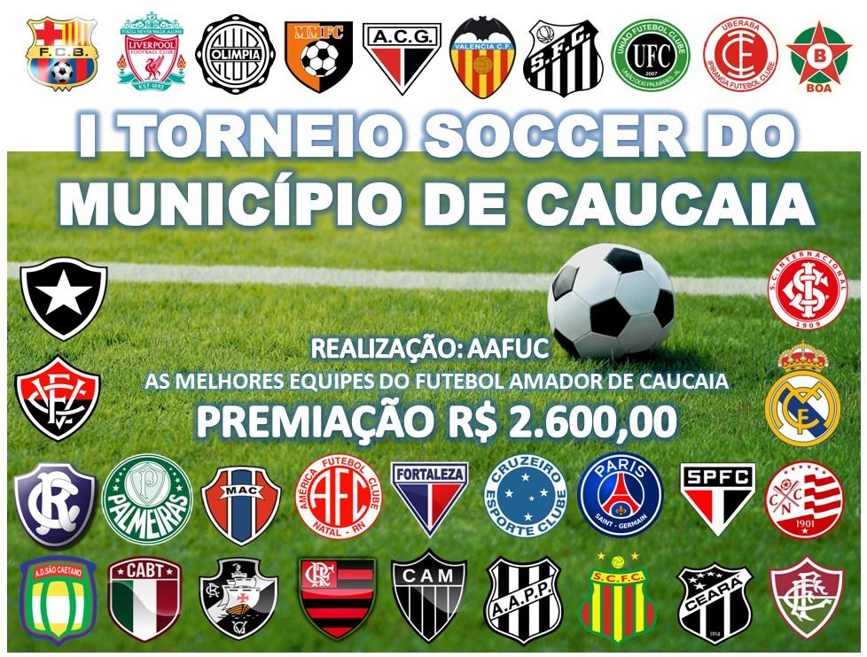 I Torneio Soccer do Município de Caucaia
