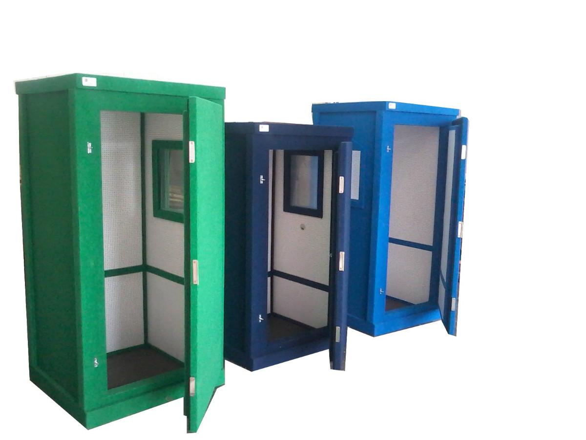 Fotos tres cabines