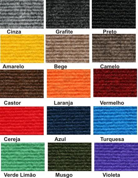 Mostruario Carpete