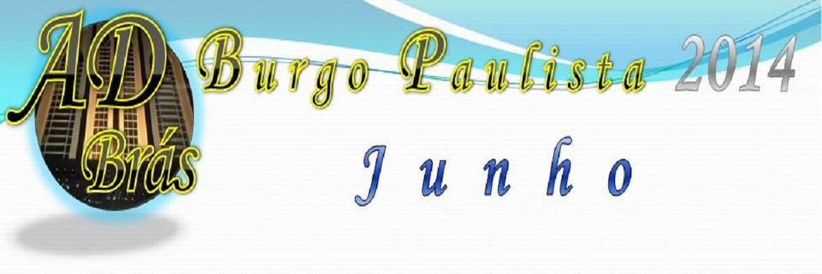 Agenda de Junho - 2014