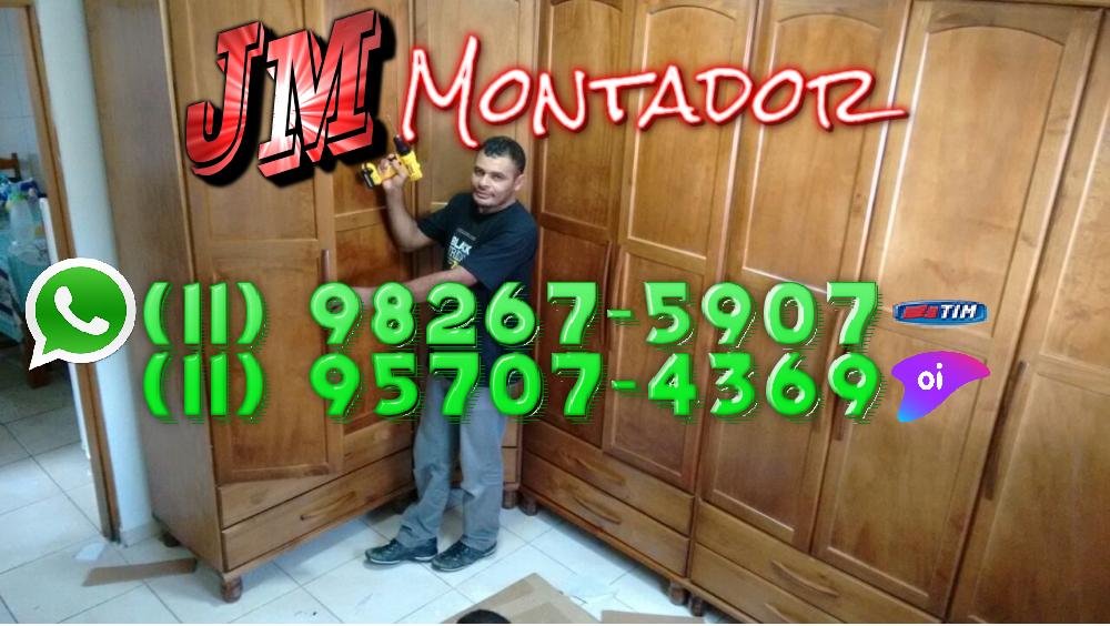 JM Montador - Montador de Móveis SP