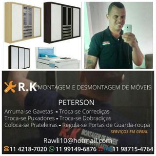 R.K Montagem de Móveis - Guarulhos