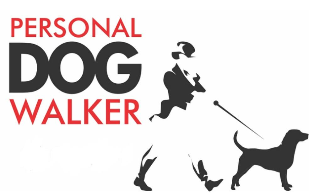 Dog Walking Service Advertisement