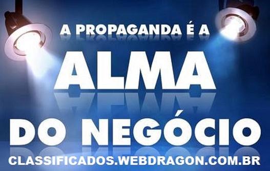 Anuncie Grátis sua região e Todo Brasil.