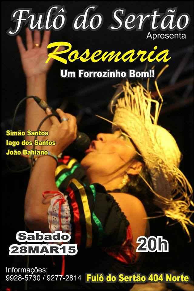 Fulô do Sertão - Rosemaria