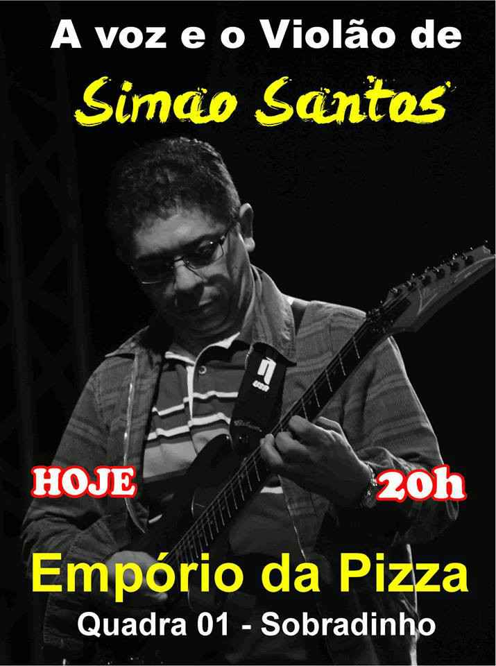 Empório da Pizza - Simão Santos