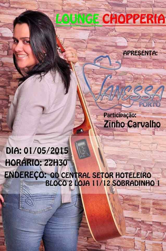 Lounge Choperia - Vanessa Porto