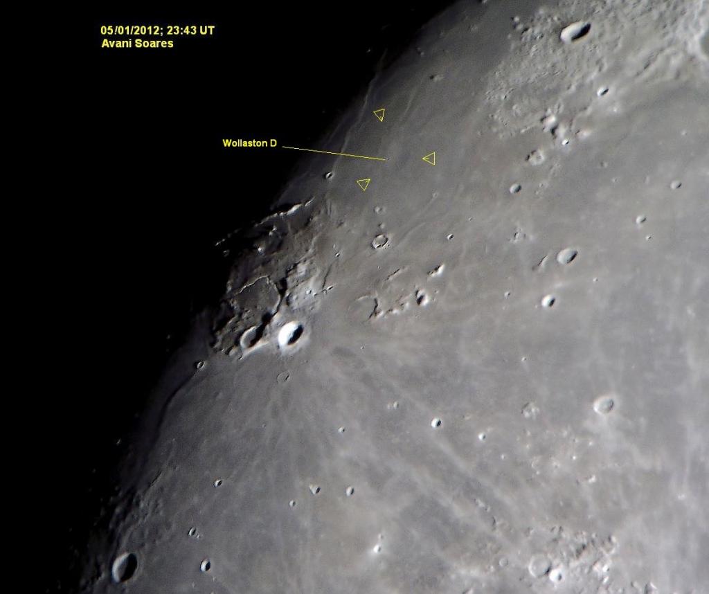 Fotografando formações Lunares L4473