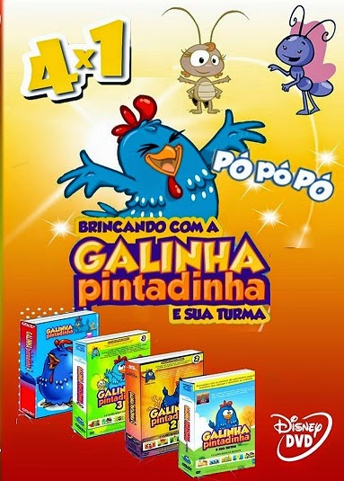 dvd galinha pintadinha 2 gratis em avi