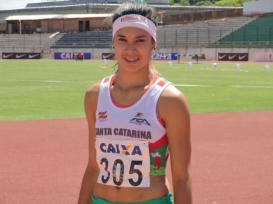 a Catarinense...(Atletismo no BE)