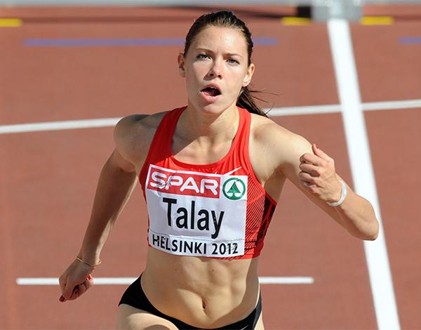 Por esta altura da época, começam-se a realizar os Campeonatos Nacionais de Pista Coberta por esse mundo fora, e os Nacionais da Bielorrússia tiveram lugar no passado fim-de-semana, a grande figura dos campeonatos foi a barreirista Alina Talay.