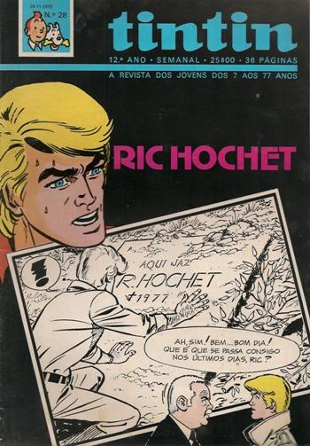 RIC HOCHET - 27 - Tomo 27