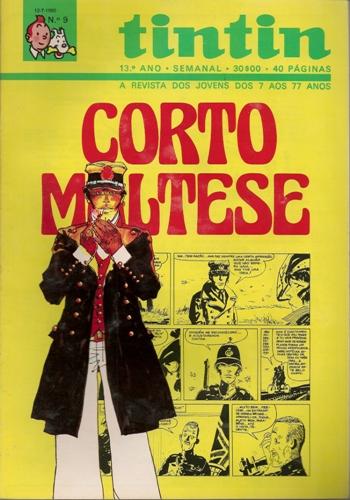 CORTO MALTESE - 10 . ÁGUIA DO BRASIL (A) (CAP. 4) - SOB O SIGNO DO CAPRICÓRNIO