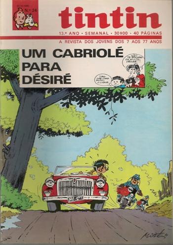 INCRIVEL DÉSIRÉ (O) - 1 . CABRIOLÉ PARA DÉSIRÉ (UM)