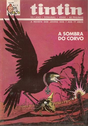 SOMBRA DO CORVO (A) - 1 . SOMBRA DO CORVO (A)