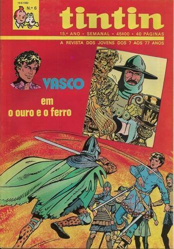 VASCO - 1 . OURO E O FERRO (O)