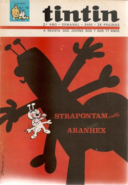 STRAPONTAM - 7 . STRAPONTAM CONTRA ARANHEX