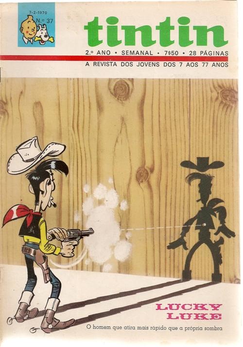 Lucky Luke 28