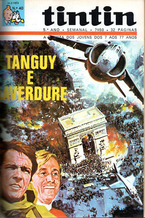 TANGUY E LAVERDURE  - 15 . VAMPIROS ATACAM À NOITE (OS)