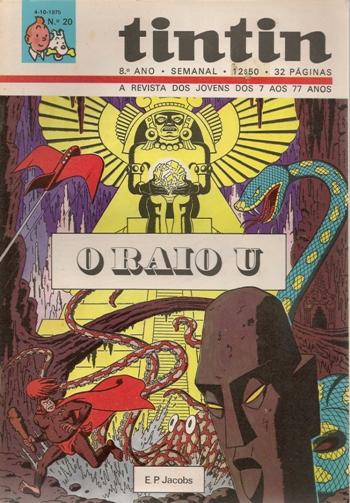RAIO «U» (O) - 1 . RAIO «U» (O)