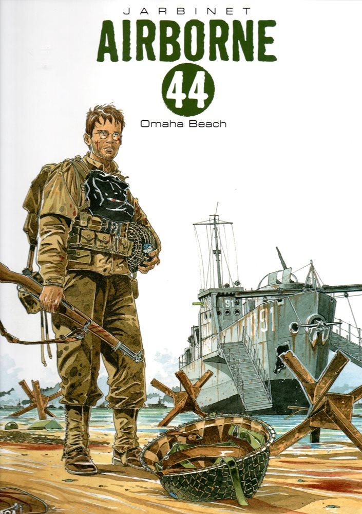 AIRBORNE 44 - 3 . OMAHA BEACH