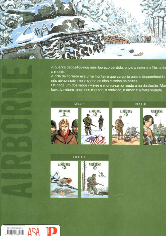 Prancha de: AIRBORNE 44 - 6 . INVERNO DE ARMAS (O)
