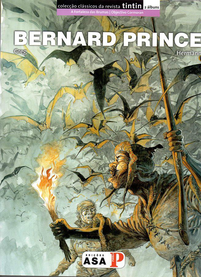 BERNARD PRINCE - 11 - Tomo 11