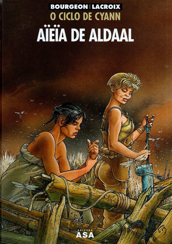 CICLO DE CYANN - 3 . AIEIA DE ALDAAL