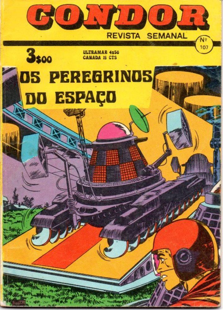 SUPER BOY - 2 . PEREGRINOS DO ESPAÇO (OS)