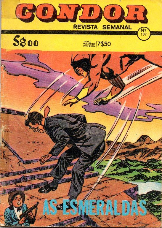 SUPER BOY - 3 . ESMERALDAS (AS)
