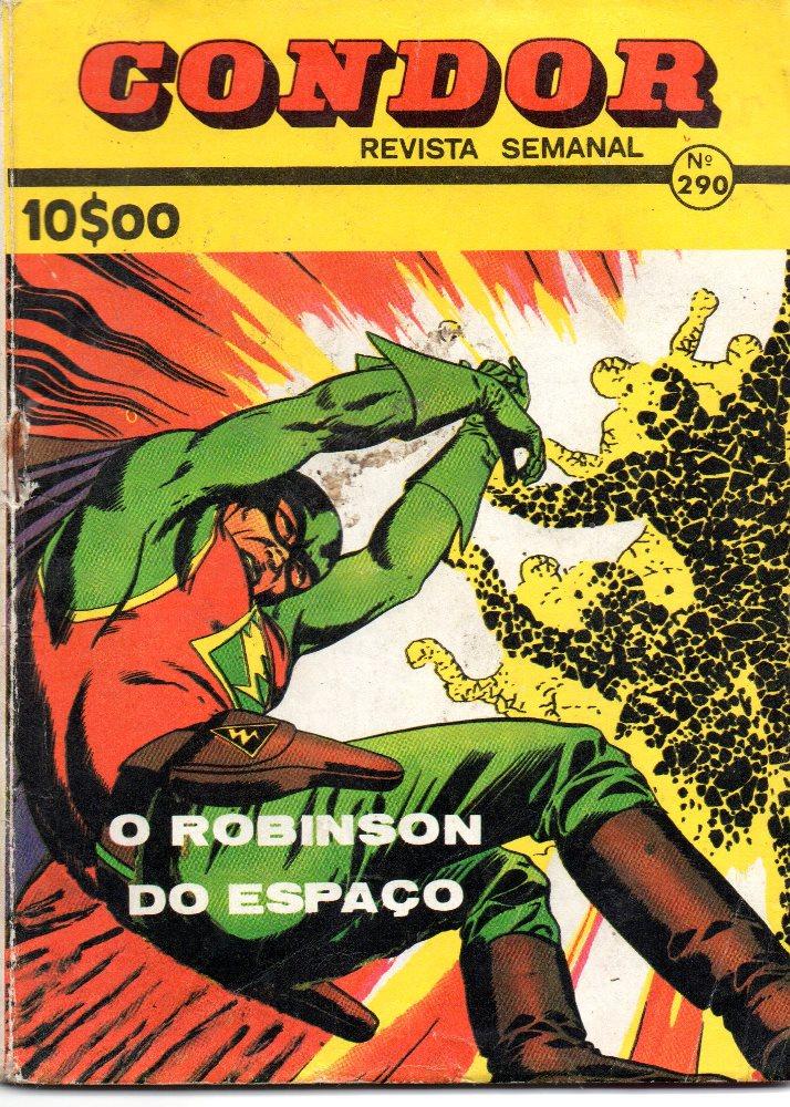 TENAX - 30 . ROBINSON DO ESPAÇO (O)