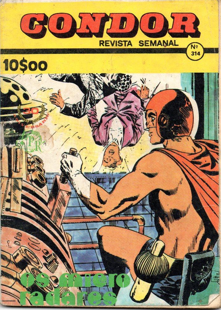 SUPER BOY - 36 . MICRO RADARES (OS)