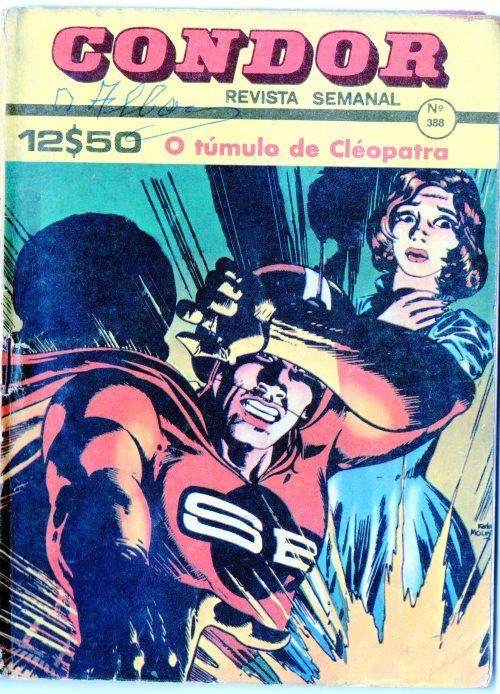 SUPER BOY - 10 . TÚMULO DE CLÉOPATRA (O)