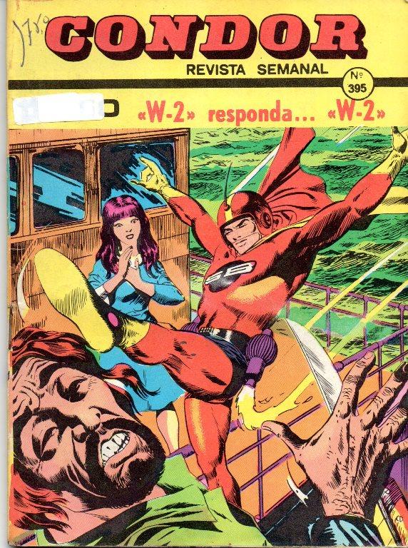 SUPER BOY - 11 . W2…RESPONDA…W2