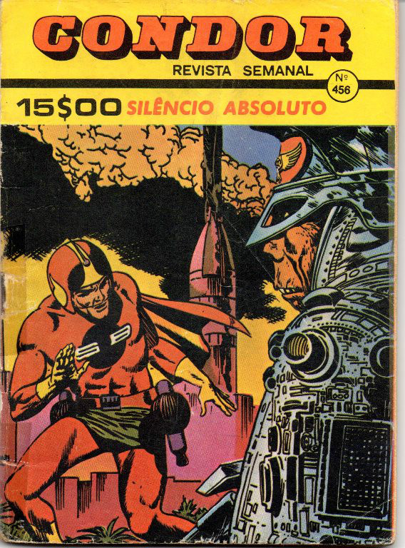 SUPER BOY - 14 . SUILÊNCIO ABSOLUTO