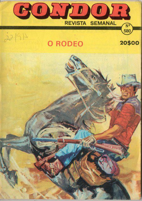TEX TONE - 8 . RODEO (O)