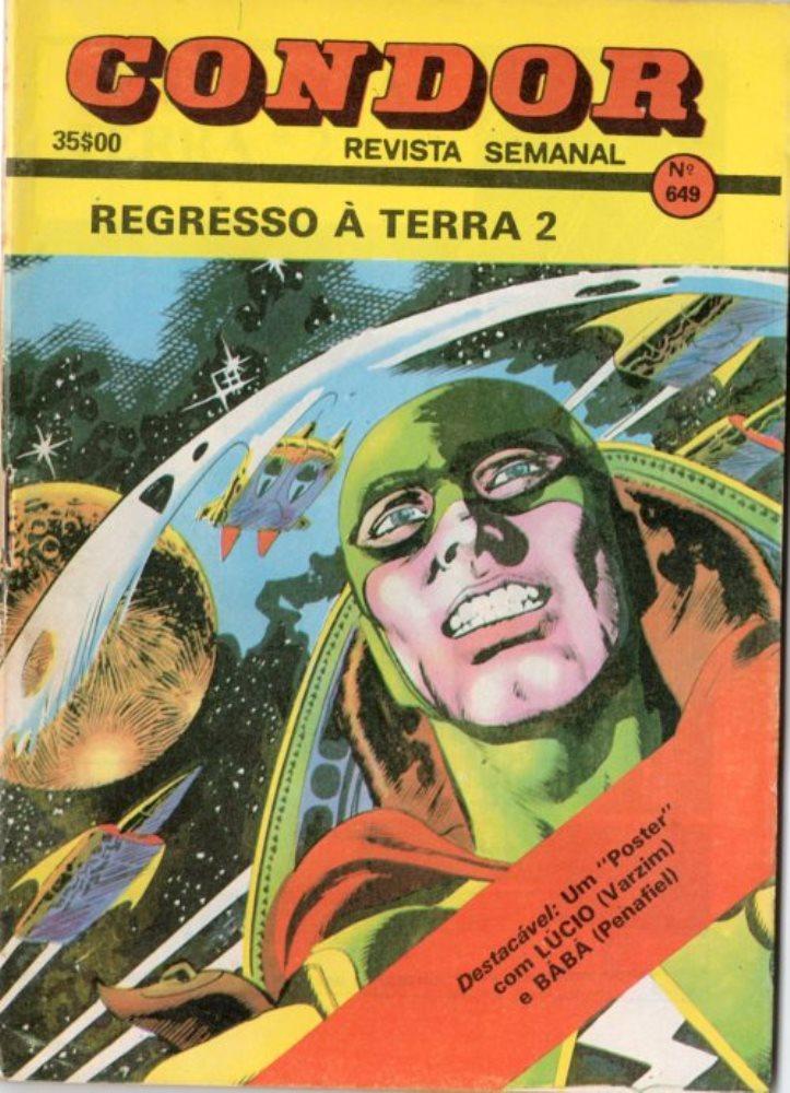 TENAX - 21 . REGRESSO À TERRA 2