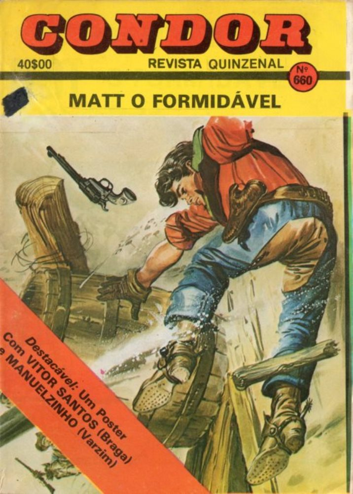 TEX TONE - 12 . MATT O FORMIDÁVEL