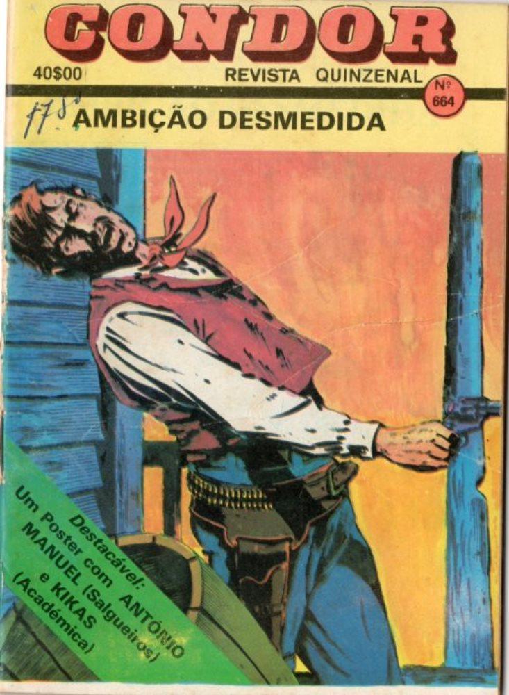 TEX TONE - 13 . AMBIÇÃO DESMEDIDA