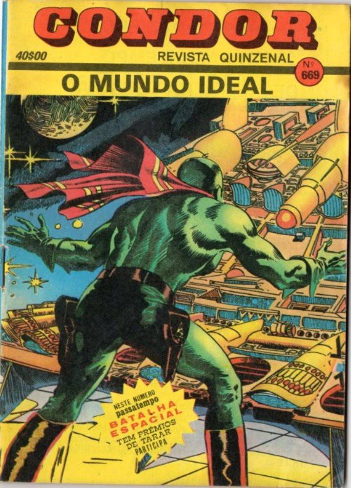 TENAX - 23 . MUNDO IDEAL (UM)