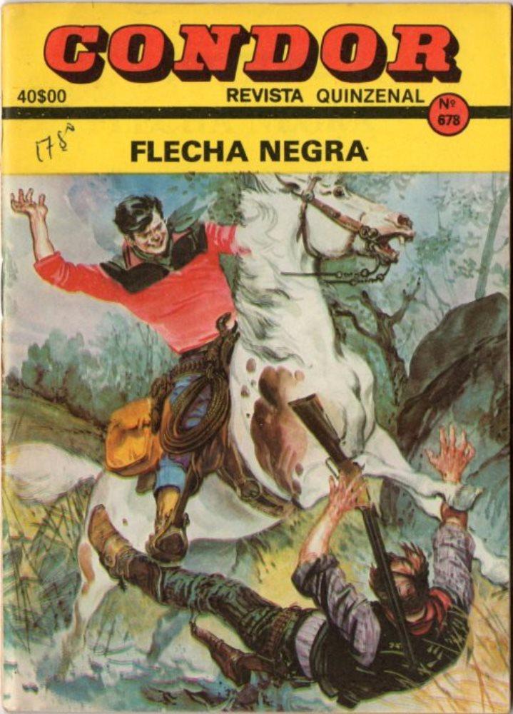 TEX TONE - 16 . FLECHA NEGRA