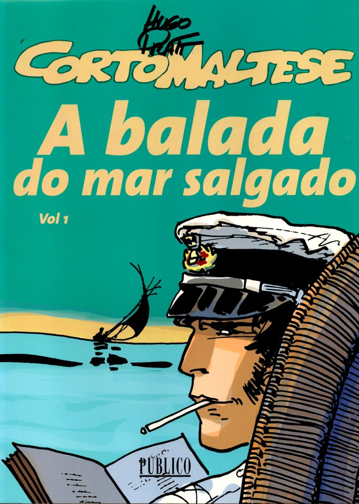 CORTO MALTESE - 3 . BALADA DO MAR SALGADO Vol.1 (A)
