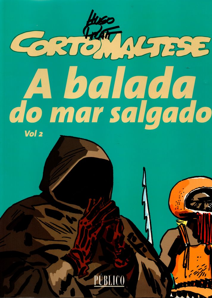 CORTO MALTESE - 4 . BALADA DO MAR SALGADO Vol.2 (A)