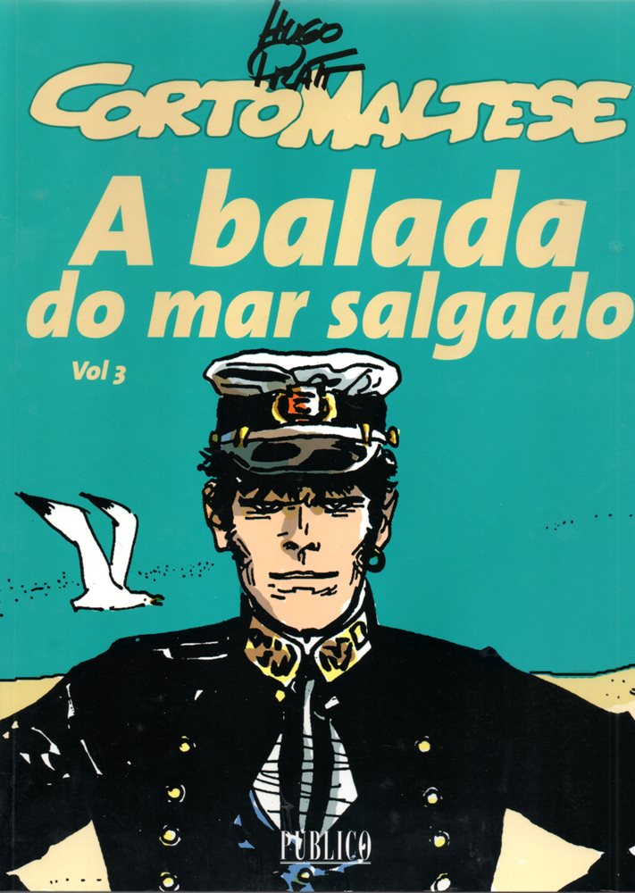 CORTO MALTESE - 5 . BALADA DO MAR SALGADO Vol.3 (A)