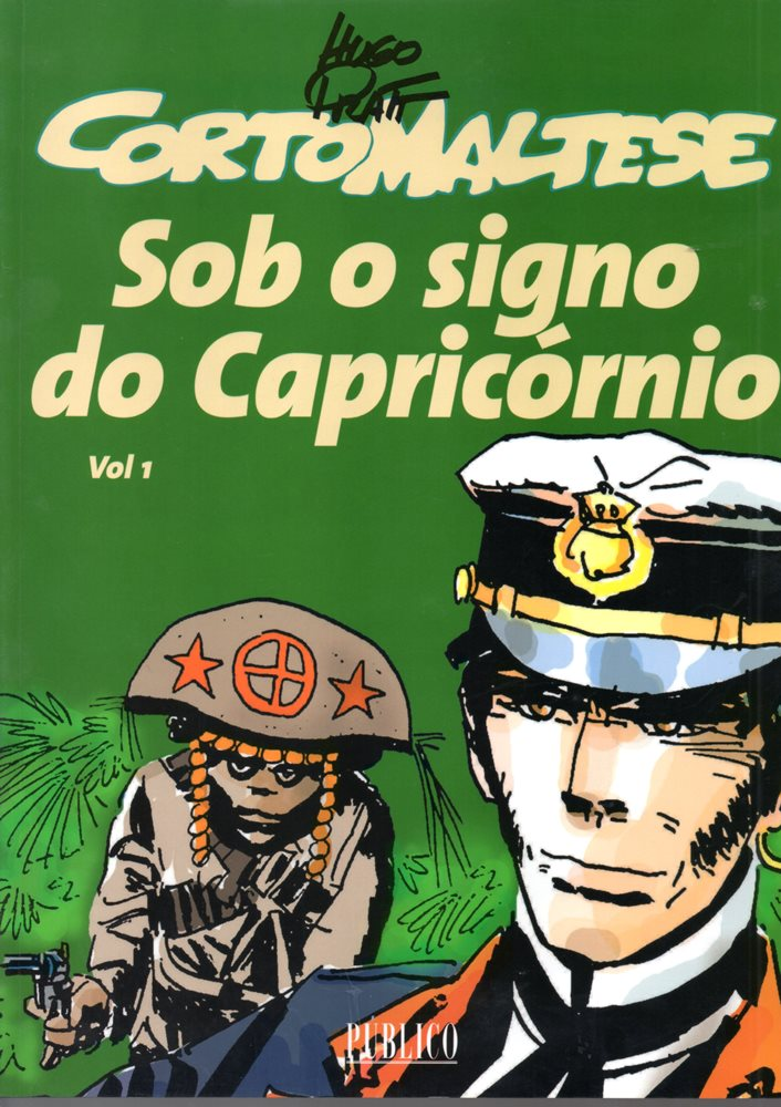 CORTO MALTESE - 15 . SOB O SIGNO DO CAPRICÓRNIO - V. 1
