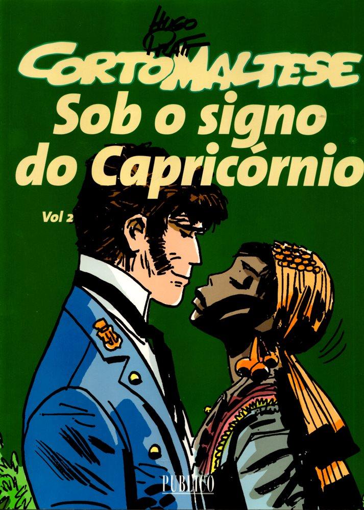 CORTO MALTESE - 16 . SOB O SIGNO DO CAPRICÓRNIO - V. 2