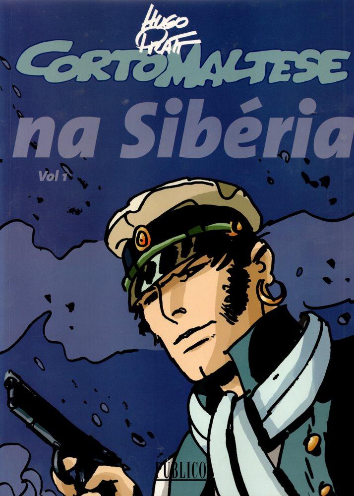 CORTO MALTESE - 18 . NA SIBÉRIA V.1