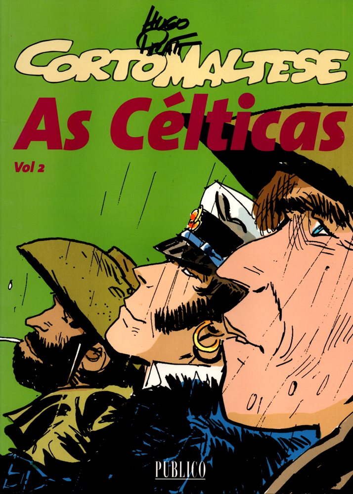 CORTO MALTESE - 24 . CÉLTICAS - Vol. 2  (AS)